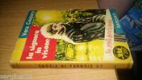 GIALLO GARZANTI #  40-VERA CASPARY-LA SIGNORA IN VISONE-1954-3 scimmiette
