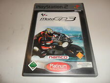 PlayStation 2  PS 2  Moto GP 3 [Platinum]