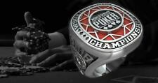 WSOP Poker Online Championship • 2018-2019 Events • Men's Ring Silver 925
