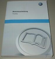 Betriebsanleitung VW Touareg II 7P TSI FSI TDI Hybrid  6 + 8 Zylinder Buch 2011!