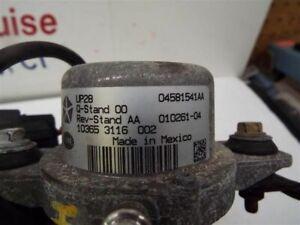 Vacuum Pump Fits 11-16 CARAVAN 162171