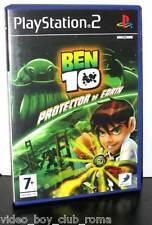 BEN 10 DIFENSORE DELLA TERRA GIOCO USATO BUONO STATO PS2 ED ITALIANA PG797