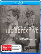 True Detective COMPLETE SEASON 1 : NEW Blu-Ray