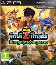 Invizimals: Il Regno Scomparso PS3 - LNS
