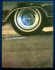 Prestige prospectus brochure 1965 BUICK Sizzlers (USA)