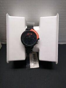 Fossil Women's Jacqueline Stainless Steel Hybrid Smartwatch