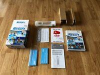Wii Sports Resort With Motion Plus Big Box Nintendo Wii Cib Good MB