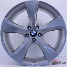 BMW 5er E60 E61 20 Zoll Alufelgen Styling 311 Original 5er Felgen Silber glänzen