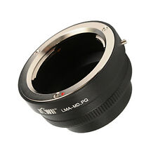 Lens Mount Adapter compatible Minolta MD-Pentax Q Mount Système Caméra