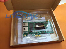 Intel 82576EB Dual RJ45 Port E1G42ET PCI-E X1 Gigabit Server Adapter ROS VMare