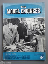 R&L Mag: Model Engineer Vol. 111 - No. 2789 - November 4 1954