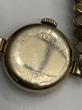 Rolex Vintage Ladies Gold Watch