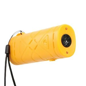 3-in-1 Anti Barking Stop Bark Device Portable Handheld Ultrasonic Pet Dog