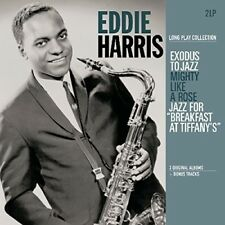 Eddie Harris Exodus To Jazz Mighty Like A Rose Jazz For vinyl LP NEW sealed