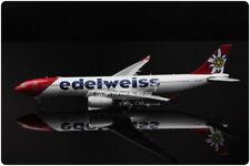 1:400 Phoenix Edelweiss AIRBUS A330-300 Passenger Airplane Plane Diecast Model