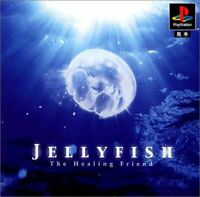 USED PS1 PS PlayStation 1 JELLYFISH The Healing Friend