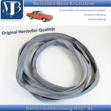 Mercedes-benz W107 R107 280SL Boot Seal in Original Manufacturer Quality