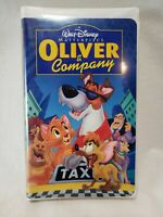 Oliver and Company (VHS, 1996) Walt Disney Masterpiece