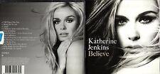 Katherine Jenkins cd album - Believe, excellent condition