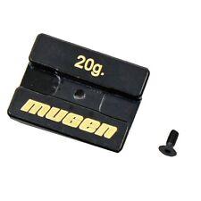 Mugen Center Weight (20g): MTX6R - MUGT2411