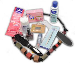 10 Teile Beauty Paket Accessiores Schmuck Pflegeprodukte Kosmetik Pflege NEU 💋