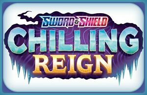 CHILLING REIGN CODES Pokemon Online Booster Sword & Shield Code TCGO FAST EMAIL