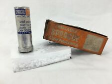 Vintage Sprague TVL-3413.9 Twist-Lok Capacitor 80-60-200 MF  150-150-10 WVDC