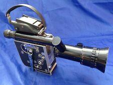 16mm Bolex H16M with Som Berthiot Reflex Lens & Mount for External Magazine (NR)