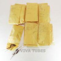 Vintage Lot of Approx 530 Unknown Ceramic Wire Wound Resistors 1/2 Watt