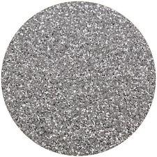 SISER Brand * SILVER * Glitter Heat Transfer Vinyl 12 in X 20 in Ships FREE