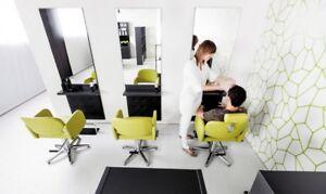 Komplette Saloneinrichtung Pahi Cool Cut Friseureinrichtung - Friseurstuhl - Was