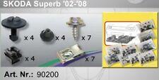 VW PASSAT B5  Unterfahrschutz Einbausatz Unterbodenschutz  90200