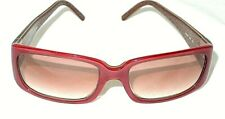 FENDI SUNGLASSES FS 304 615 130 BURGUNDY GRADIENT LENS 9