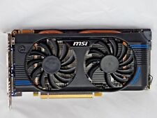 MSI GeForce GTX 560 1GB Video Card N560GTX-M2D1GD5 PCI-Express