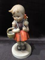 """Goebel Hummel Figurine TMK2 #81/0 """"School Girl"""" 5"""""""