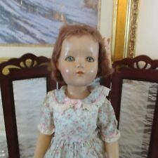 """Antique R&B Doll, 20"""" Tall, Composition, """"Nancy Lee"""""""