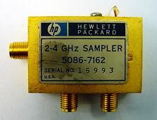 HP Hewlett-Packard 5086-7162 Sampler 2-4GHz