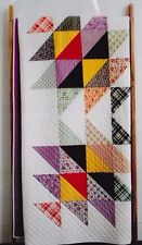 Calico Swing - simple modern pieced quilt PATTERN - Denyse Schmidt - 4 sizes