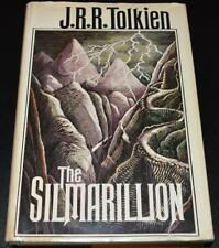 JRR Tolkien The Silmarillion FIRST EDTION FIRST PRINT