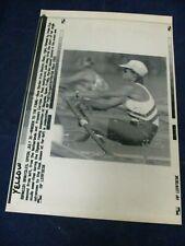 Wire Press Photo 1992 Olympic rower Anne Marden single culls semi-finals