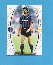 INTER CARDS 2000- numero 76- ALESSANDRO ALTOBELLI -NEW