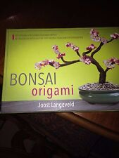 NEW Bonsai Origami Kit Craft Kit Make 10 Elegant Bonsai Arrangements