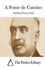 A Fome de Camões by António Gomes Leal (2015, Paperback)