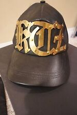 KTZ Leather Snapback