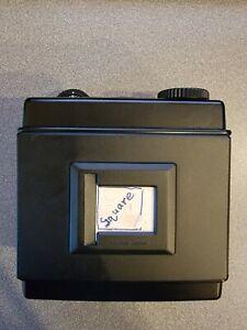 Mamiya RZ67 Pro 6x6 120 220 Roll Film Back Holder Square Adapter