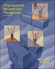 Organizational Behavior and Management: Sixth Edition Ivancevich Matteson NEW