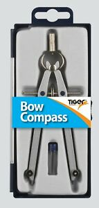 Tiger Spring Bow Compass 302338 NEW