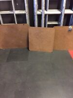 ford transit mk7 original ford rear/side door ply lineing