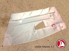 La voile Ventoz Laser Radial 5,7 (m2)