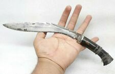 Original Old Horn Hilt Nepalese Gurkha Khukri Kukri Knife Dagger Collectible MP